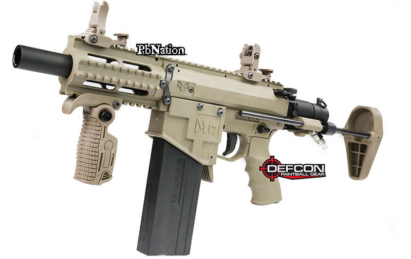 First Look At The Milsig M17 Cqc Anniversary Edition